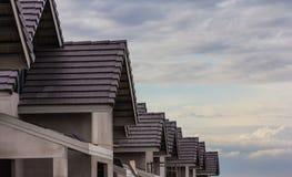 New roof Stock Photos