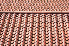 New roof tiles Royalty Free Stock Photo