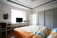 New room decoration Royalty Free Stock Images