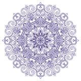 New Round Mandala-03 Royalty Free Stock Photography