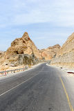 New route 49, Dhofar (Oman) Stock Images