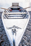 New row boat Royalty Free Stock Images
