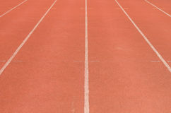 New running track Royalty Free Stock Photo