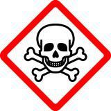New Safety Symbol Royalty Free Stock Photos