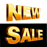 New sale Stock Photos