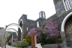 New Sanctuary of Meritxell Royalty Free Stock Photos
