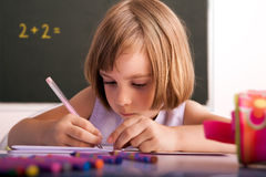 New school year Royalty Free Stock Photo