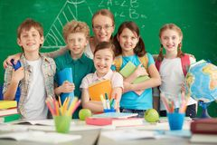 New school year Royalty Free Stock Image
