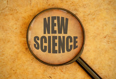 New science Royalty Free Stock Images