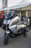 New scooter bmw concept c Stock Images