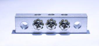 New screw Royalty Free Stock Photos