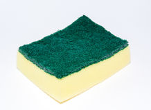 New scrub sponge Royalty Free Stock Photography