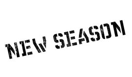 New Season rubber stamp Royalty Free Stock Photography