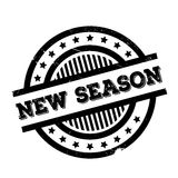 New Season rubber stamp Stock Photography