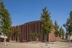New seat of Polish National Radio Symphony Orchestra Royalty Free Stock Image