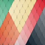 New sennit. New abstract background with colorful diamonds can use like trendy wallpaper Royalty Free Stock Photography
