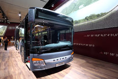 New Setra S 415 NF Bus Royalty Free Stock Images