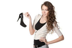 New shoes Royalty Free Stock Image