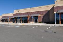 New Shopping Center Stock Image