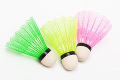 New shuttlecock badminton Stock Image