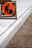 New sidewalks Stock Photography