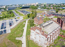 New Silesian Museum  Stock Images