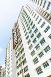 New Singapore Government apartments Royalty Free Stock Photo