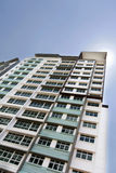 New Singapore Government apartments Stock Photos