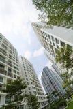 New Singapore Government apartments Stock Photo