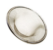 New sink strainer Royalty Free Stock Image