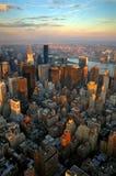 new skyline york Στοκ Εικόνα