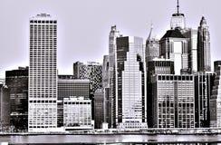 new skyline york Στοκ Φωτογραφίες