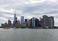 new skyline york Στοκ Εικόνες