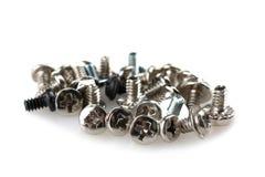New small screws Stock Photo