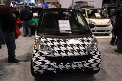 New Smart cabriolet. Chicago auto show February 2011 Stock Photo