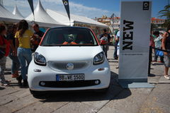 New Smart Fortwo 2014 Stock Images