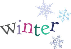 new snowflake winter year Стоковая Фотография