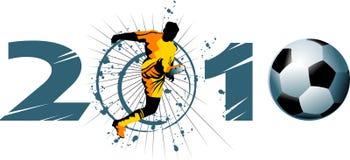 New soccer century Stock Photography