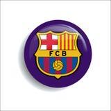New soccer football logo template official vector illustration