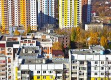 New Social apartment buildings Stock Image
