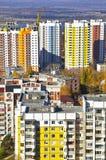 New Social apartment buildings Stock Photo
