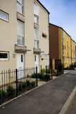 New social housing. In Bristol, UK Royalty Free Stock Image