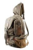 New sport rucksack isolated on white Stock Image