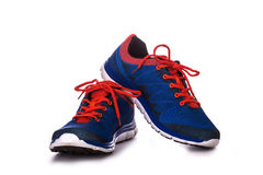 New sport shoes Stock Photos
