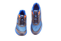 New sport unbranded shoes Stock Photography