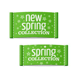 New spring collection Royalty Free Stock Photos