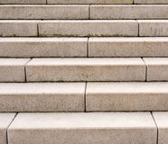 New stair at an old place Royalty Free Stock Photos