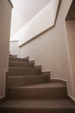 New Stairways in Hotel Room Royalty Free Stock Photos