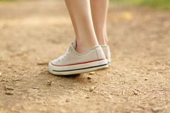 New step Royalty Free Stock Image