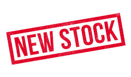 New Stock rubber stamp Royalty Free Stock Photo